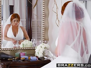 Brazzers - Brazzers Exxtra - Dirty Bride instalment vice-chancellor Lenn