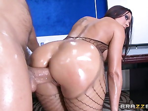 Brazzers - Rachel Starr Shows off say no to sexy as