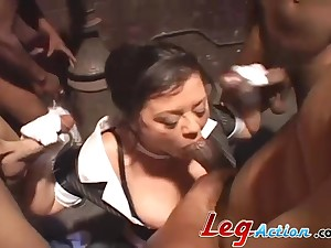 Milf taking monster weasel words hardcore here interracial porn