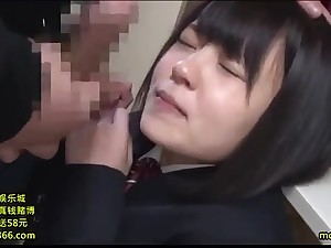 Undevious Japanese indulge getting fucked in the library