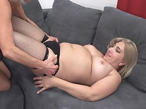 Mature of either sex gay threesome alongside Ilana Z. and Nadya S.