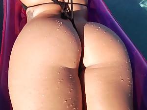Keisha Grey's 1stGangbang Porn Video