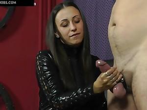 femdom Handjobs - Erotic moments part 1